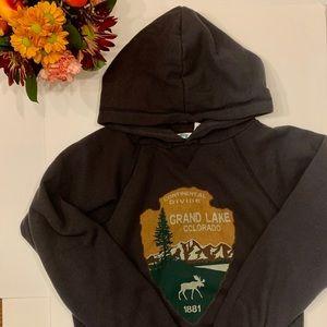 Grand Lake, CO Hooded Sweatshirt - Boy's Medium